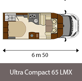 Camping Cars Profil 233 S Lit De Pavillon Gamme Mayflower